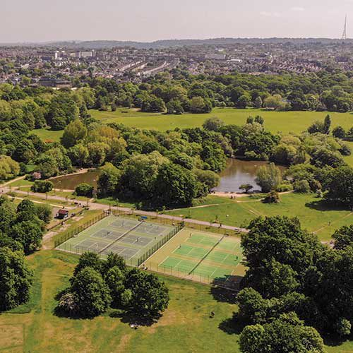 Tooting Common